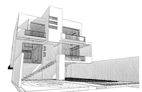 Residencia el molino tehuac n puebla de 3h arquitectos for Casa moderno kl