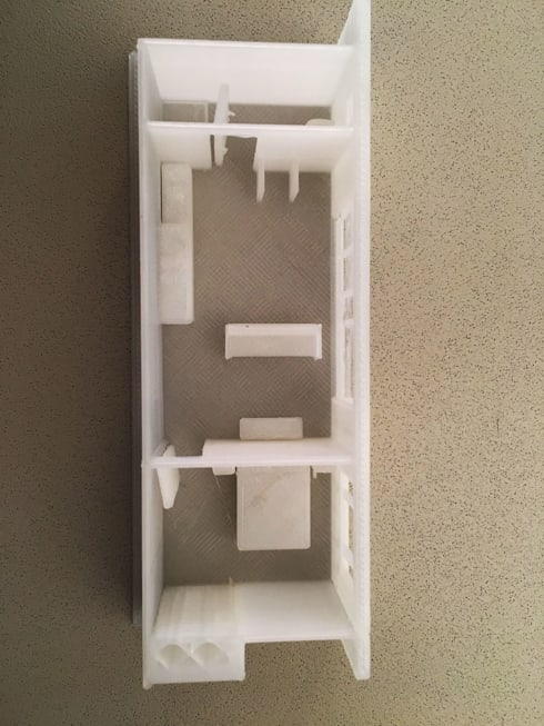 alteration 3d print:   by A4AC Architects