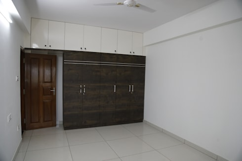 Online Wardrobe Shopping India: asian Bedroom by Scale Inch Pvt. Ltd.