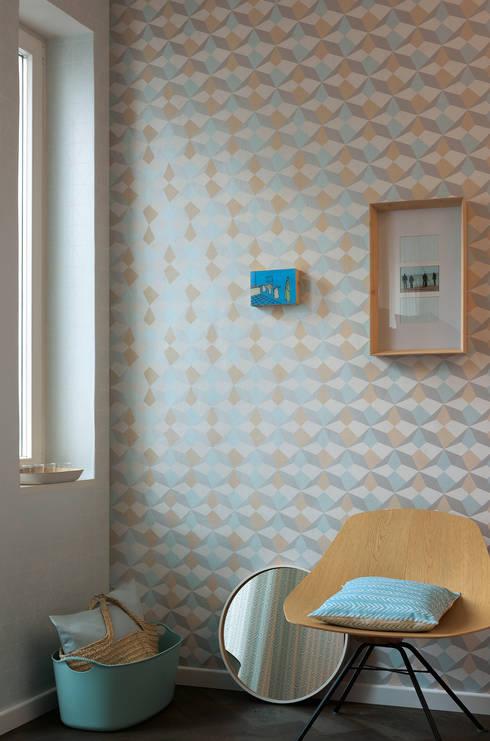 Projekty,  Ściany i podłogi zaprojektowane przez A.S. Création Tapeten AG