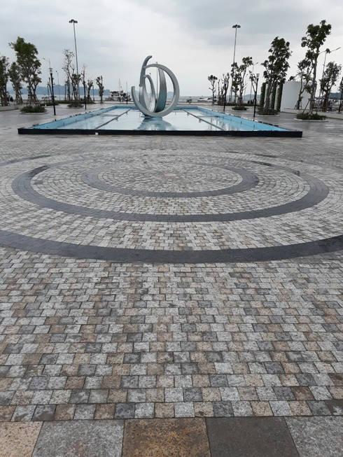 Vinhomes Dragon Bay:  Khu Thương mại by CÔNG TY CỔ PHẦN STONELAND