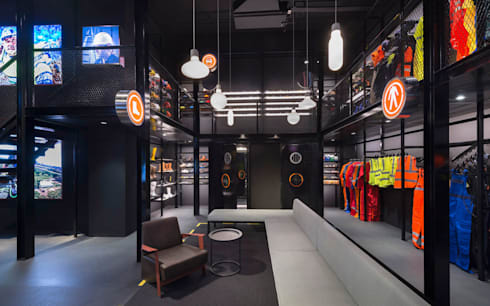 Durasafe Retail Gallery:  Offices & stores by MinistryofDesign