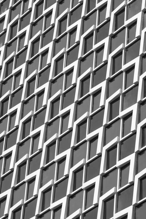 Shanghai Landmark Center, Shanghai, China:   by Aedas