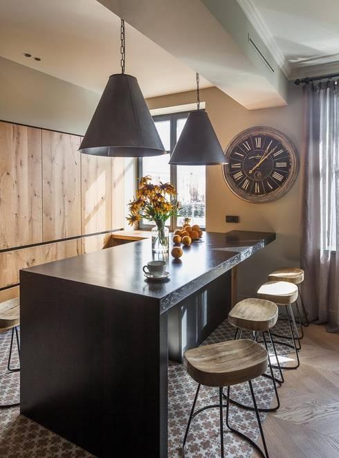مطبخ تنفيذ Hampstead Design Hub