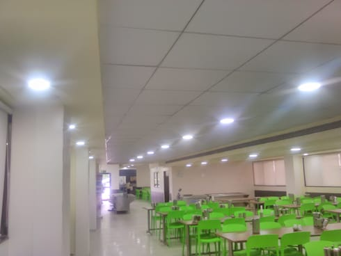 Epitome Components Limited, Supa:  Offices & stores by SK Interiors And Solutions