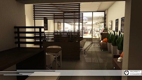 Seeff Office space:  Commercial Spaces by Property Commerce Architects