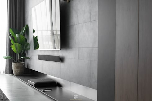 WANG'S RESIDENCE:   by 簡致制作SimpleUtmost Design
