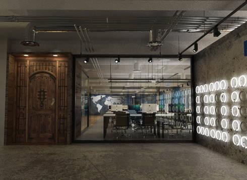 Time Capsule:  辦公室&店面 by 有偶設計 YOO Design
