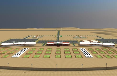 Camel Stadium :   by Walls Asia Architects and Engineers