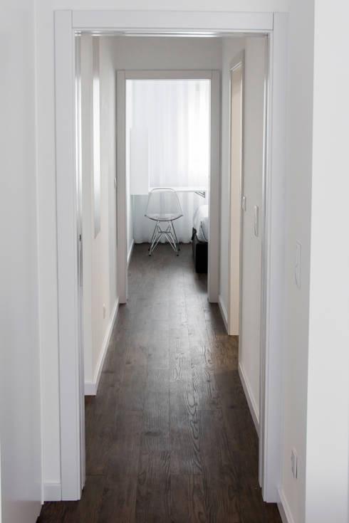Koridor dan lorong by Grupo HC