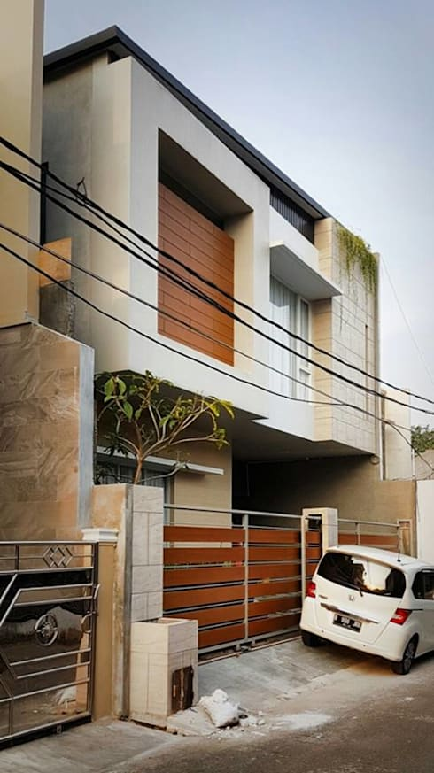 Dinding by Perfectio Architects