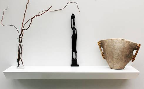 consoles suspendues par homify. Black Bedroom Furniture Sets. Home Design Ideas