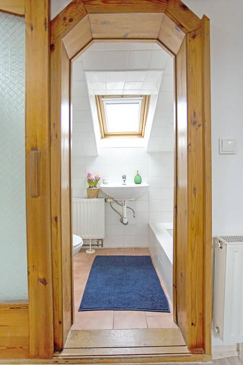 Projekty,  Łazienka zaprojektowane przez Stag Pads International Ltd.