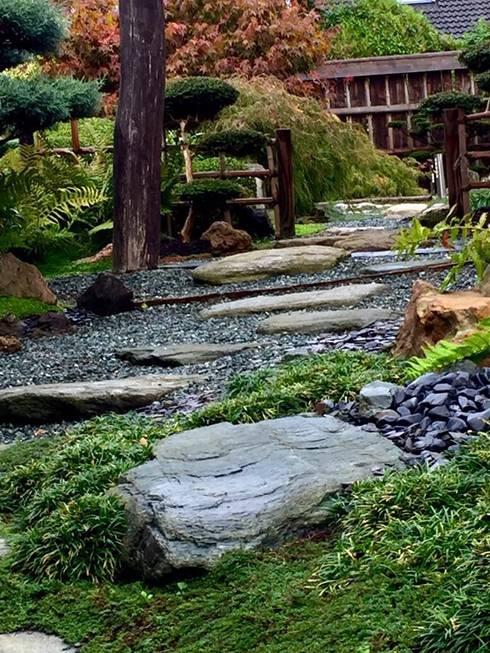 Jardines zen de estilo  por Esprit Zen