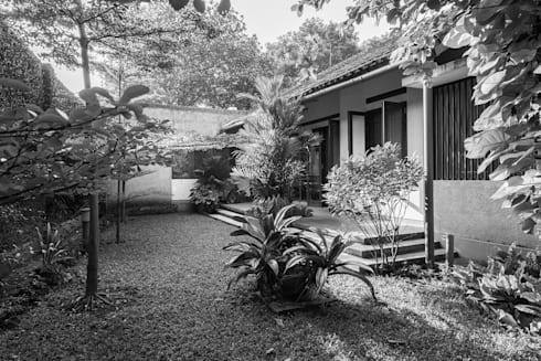 Bangka House:  Rumah by Inspiratio Indonesia