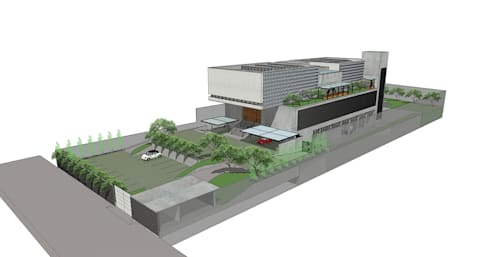 ANC Office:   by Inspiratio Indonesia