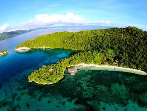 Doberai Eco Resort:  Hotels by Inspiratio Indonesia