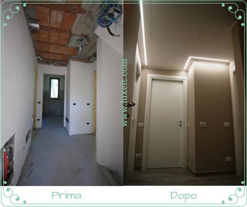 Illuminazione corridoio con LINE by Luxelt   homify