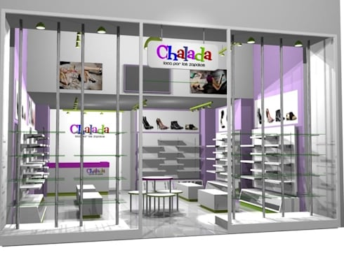 Remodelación Chalada Plaza Oeste:  de estilo  por Super A Studio