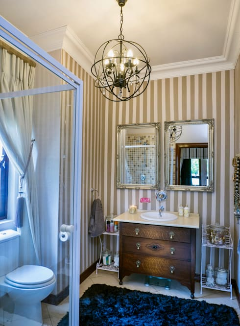 Bathroom: classic Bathroom by Carne Interiors