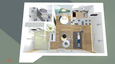 Balade Nordique » Transformation d\'une ruine de 23 m2 en loft ...