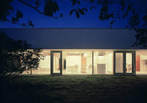 伊集院の住宅 II: アトリエ環 建築設計事務所が手掛けた家です。