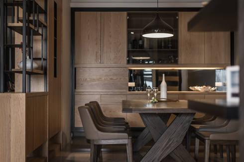 細緻 | 內涵:  餐廳 by 存果空間設計有限公司