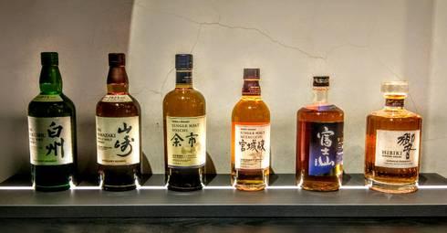 收藏日本威士忌:  酒窖 by 橙風廚具