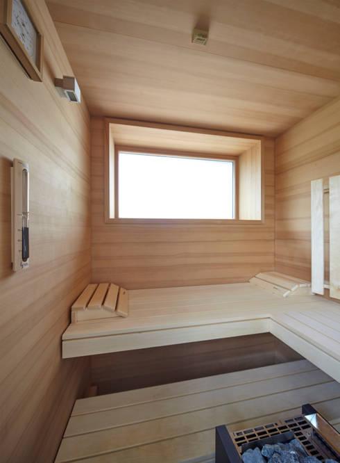 Sauna:   von Raumgespür Innenarchitektur Design