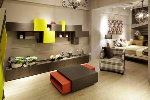 店內擺設:  辦公空間與店舖 by 禾木家具