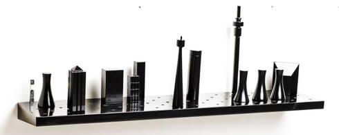 Jozi shelf: modern Living room by Egg Designs CC