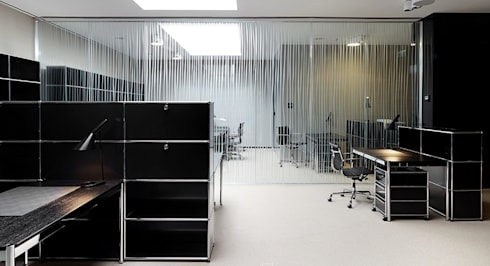 Office buildings by INAIN Interior Design