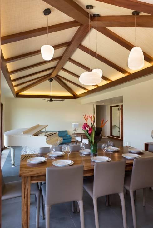Phòng khách by LeMaster Architects