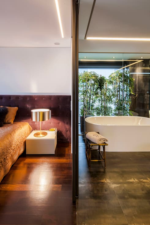 modern Bedroom by INAIN Interior Design
