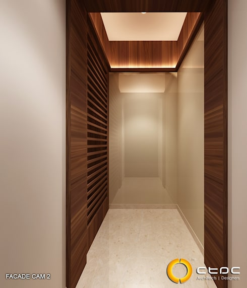 RESIDENCE DESAI 3D:  Hotels by ctdc
