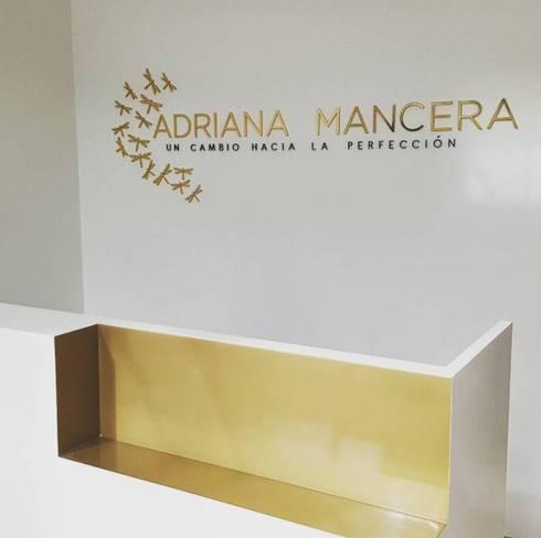 Adriana Mancera : Oficinas y tiendas de estilo  por Phoenix Touch