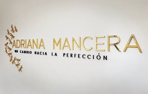 Adriana Mancera recepción : Oficinas y tiendas de estilo  por Phoenix Touch