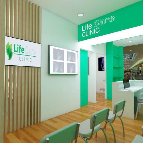 Interior:   by AGRA Architecture