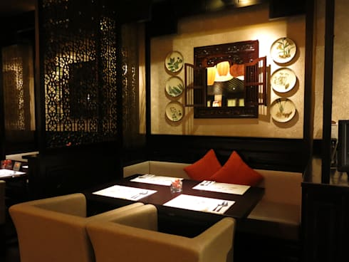 Personal Booth:  Restoran by FerryGunawanDesigns