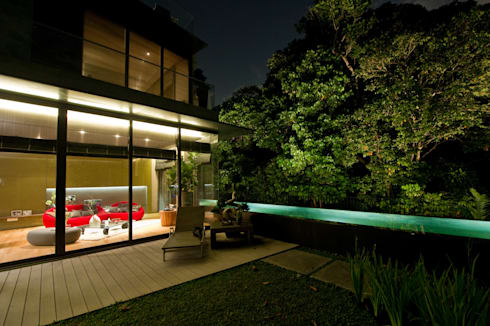 Green Living at Mont Timah:  Rumah by E&U