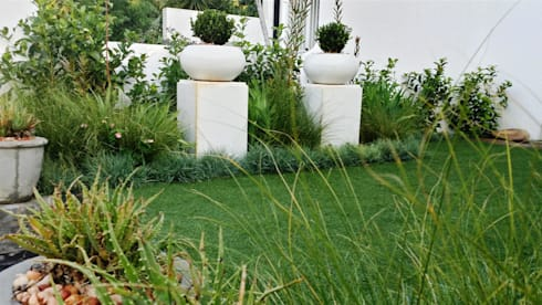 New garden for Kobus and Helet Storm: modern Garden by Gorgeous Gardens