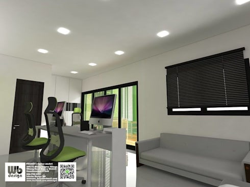 office:  ตกแต่งภายใน by Interior Design WB