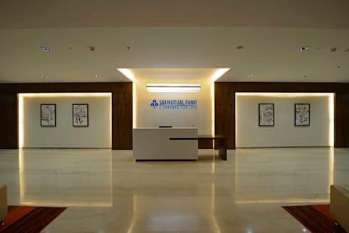 SBI Funds Management Pvt. Ltd.:  Commercial Spaces by Worksphere Ventures (I) Pvt. Ltd.