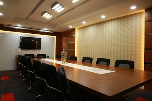 Jakson Power:  Conference Centres by hlk infrastructure pvt ltd