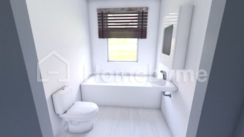 Bathroom Model:   by VAN TONDER NAUDÉ PROPERTY HOLDINGS (PTY) Ltd.