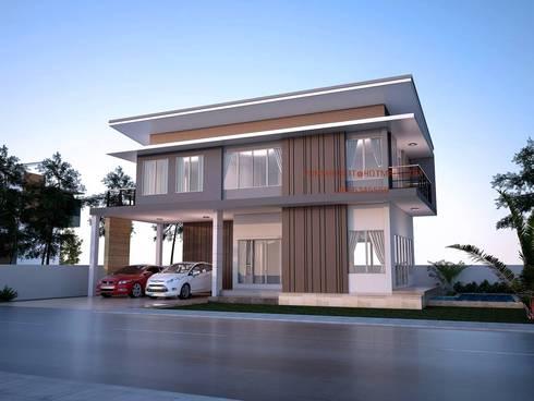 ผลงานของบริษัท:   by Litahouse design and building
