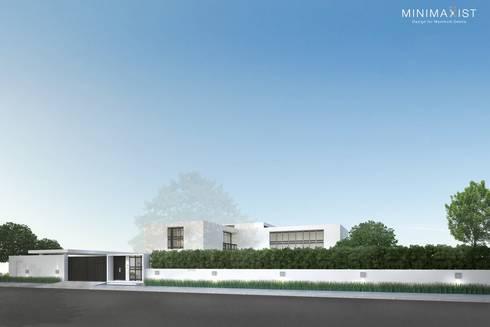 Bell 's Residence:   by Minimaxist Co.,Ltd.