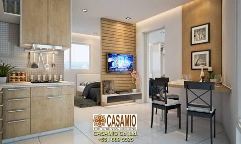 ASAKAN PLACE SRINAKARIN:   by CASAMIO Co.,Ltd.