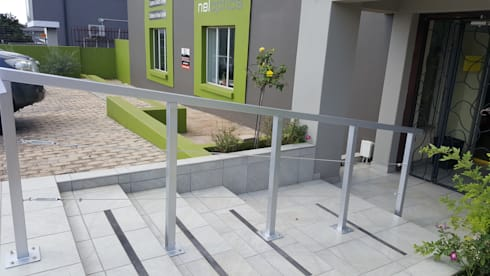 Commercial Spaces by SOJE Interior, Design and Decor PTY (Ltd)