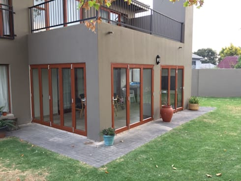 Patio Enclosures:   by CDP Aluminium Projects (Pty)Ltd